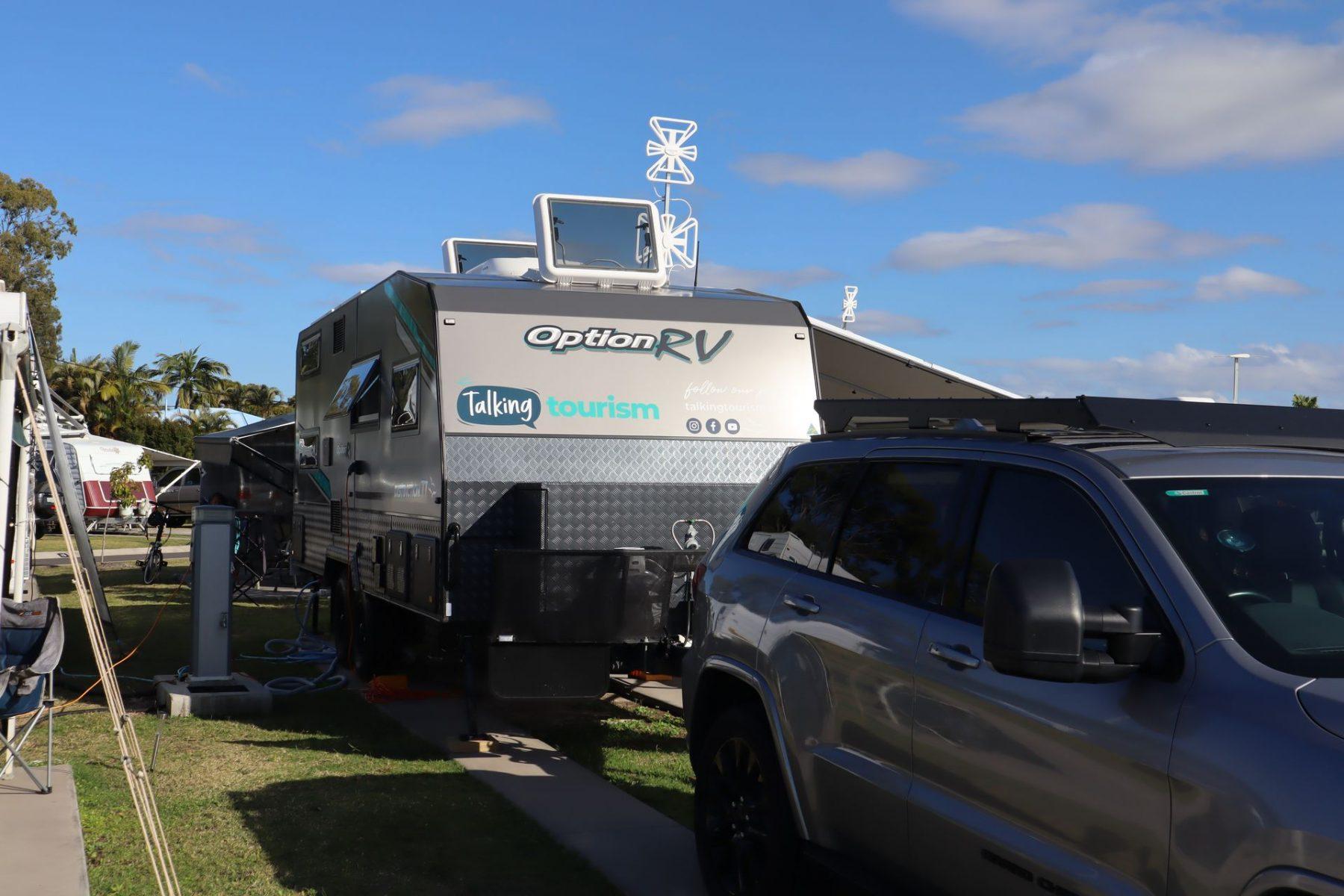 Talking Tourism - Hervey Bay